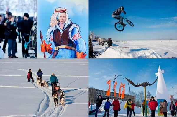 Гиперборея - международный зимний фестиваль Петрозаводск Карелия